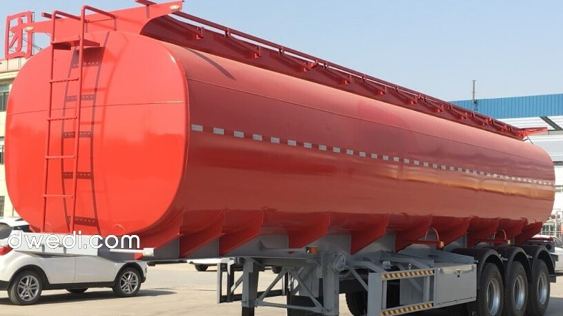 54,000L Water Tankers with 4 Axles