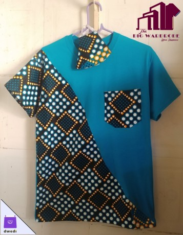 african-print-t-shirts-with-free-nose-mask-big-0