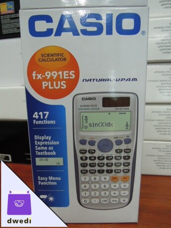 Casio fx-991ES PLUS Scientific Calculators { Version E }
