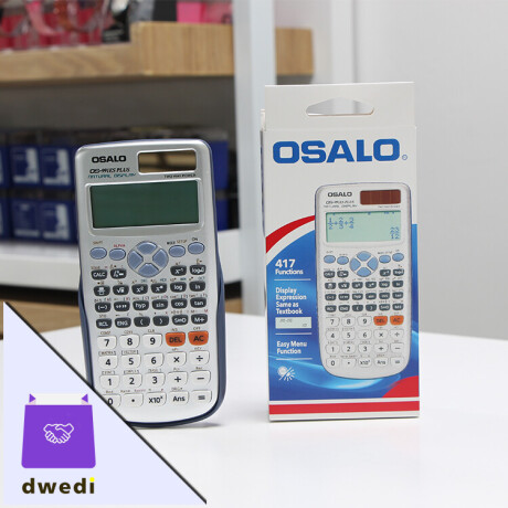 OSALO OS-991ES PLUS Scientific Calculator