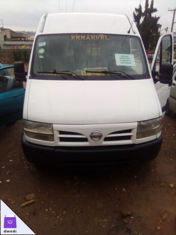 19 seater Nissan Interstar