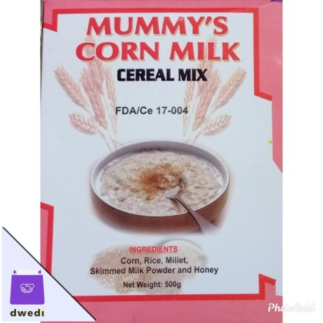 Mummy's Corn Milk 500g