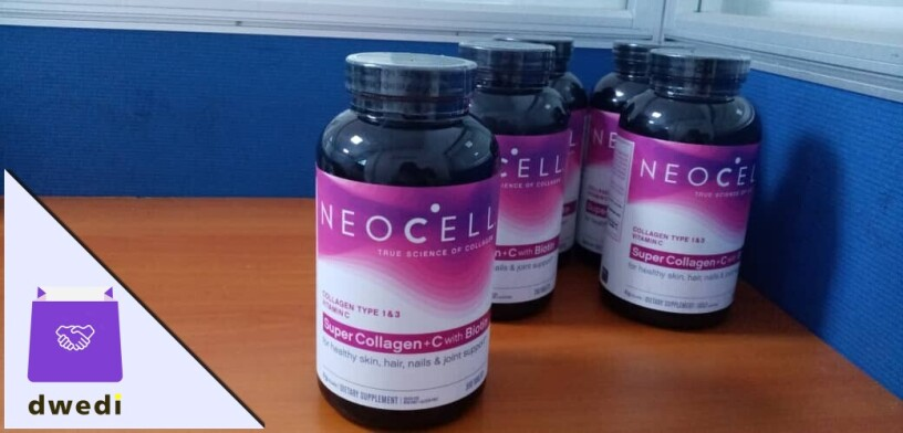 Neocell Super Collagen +C with Biotin, 360 Tablets