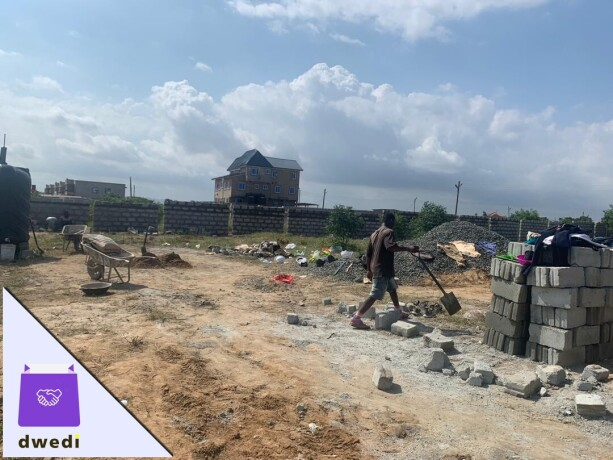 Plot of land for sale at East Legon Hills