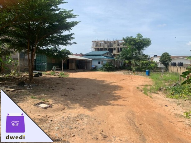 2 Plot of land for sale at east Legon American house nearKay blear Klear