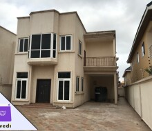 newly-built-4-bedroom-house-for-rent-at-east-legon-small-2