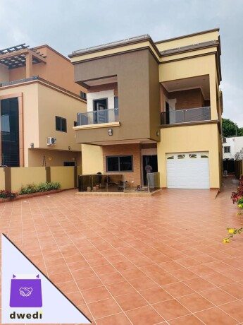 5-bedrooms-storey-with-1-boys-quarter-for-rent-at-east-legon-around-legos-avenue-street-big-3