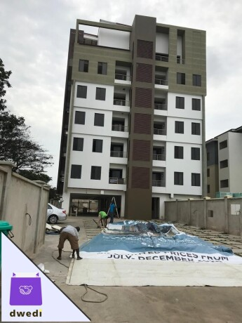 Fully Furnished 3bedroom Apartment for Sale at Spintex Sakumono Estate