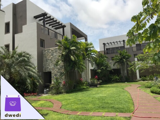 4bedroom-swimming-pool-gated-community-house-for-rent-at-cantonment-big-2