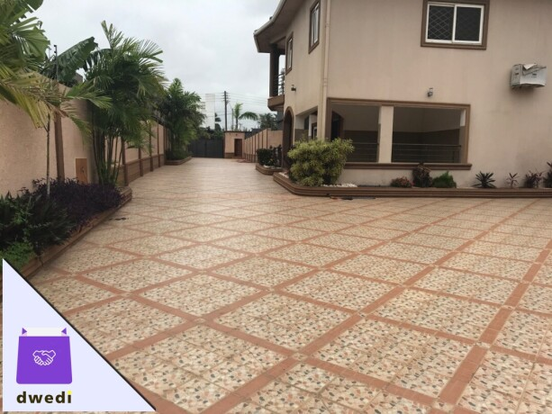 4bedroom Swimming Pool House with Boyscotters for rent at East Legon
