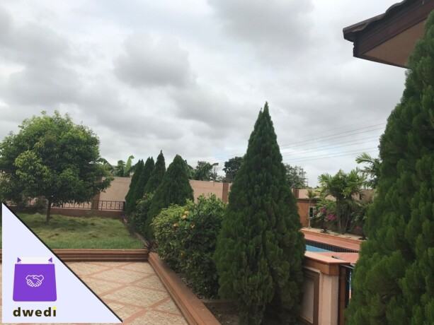 4bedroom-swimming-pool-house-with-boyscotters-for-rent-at-east-legon-big-9