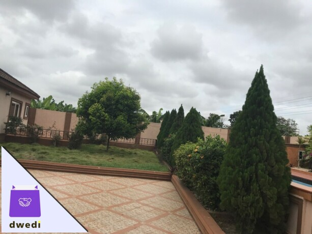 4bedroom-swimming-pool-house-with-boyscotters-for-rent-at-east-legon-big-6