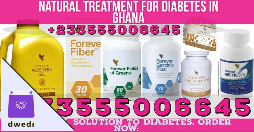 Treatment for diabetes in Accra