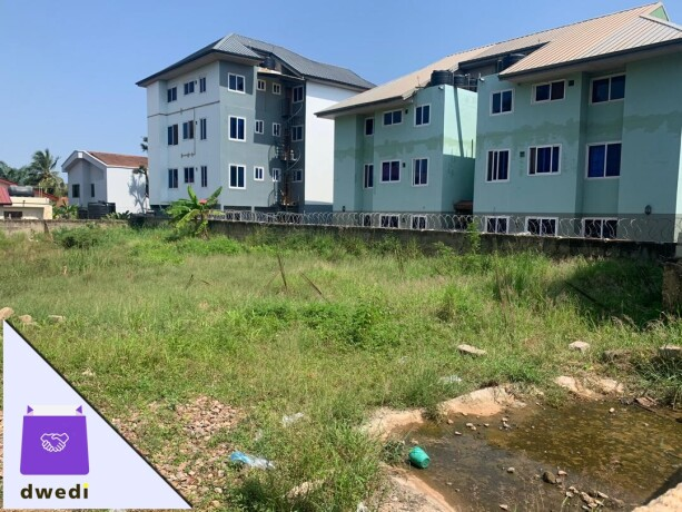 2 plot of land for sale at east Legon